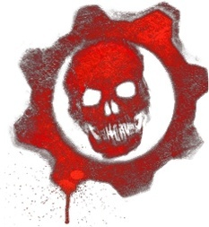 Gears of War Skull 2