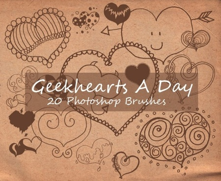 Geekhearts A Day