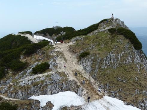 geiereck mountain mountain summit