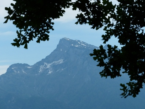 geiereck unterberg mountain