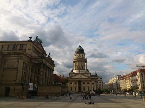gendarmenmarkt berlin capital