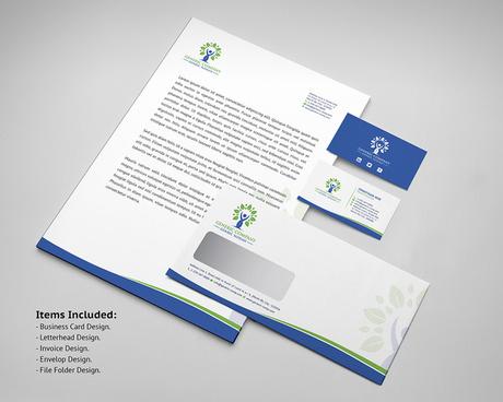 generic brand corporate identity