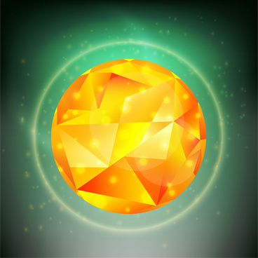 geometri ball background