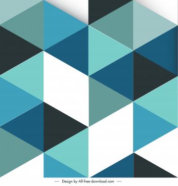 geometry pattern template modern flat repeating symmetry