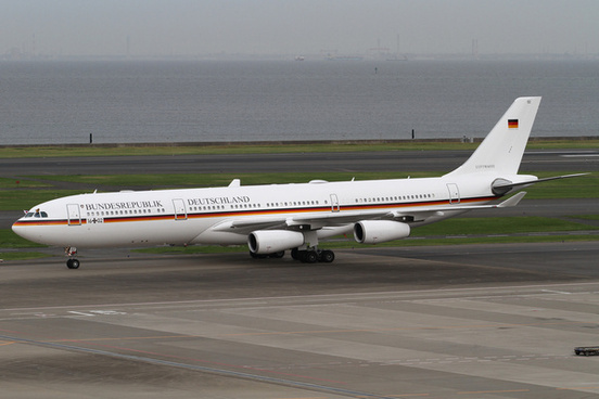 german air force a340 3001602
