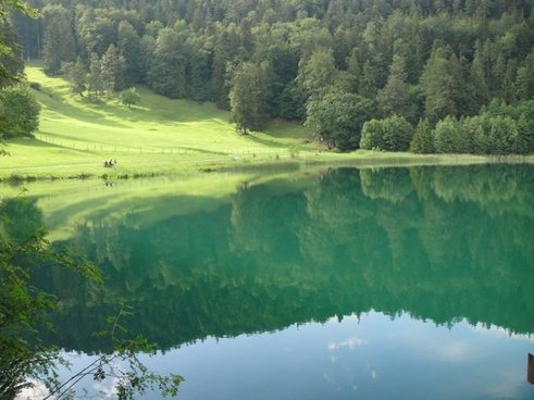 germany bavaria alatsee lake