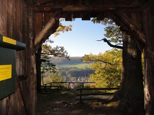 germany landscape shelter