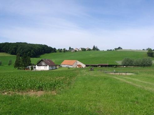 germany landscape sky