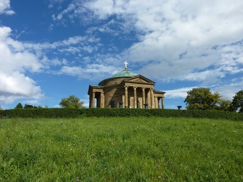 germany mausoleum chapel