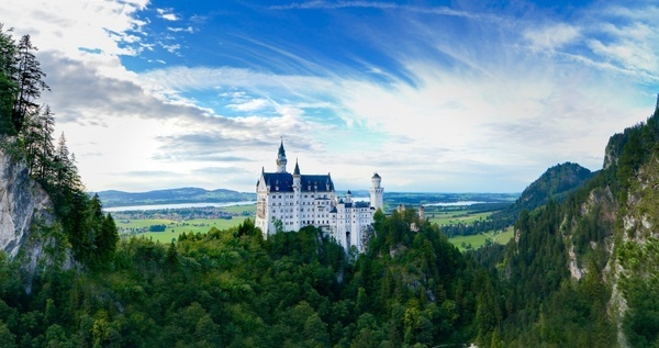 germany neuschwanstein castle