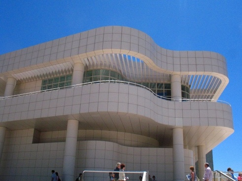 getty center exterior