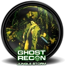 Ghost Recon Jungle Storm 1