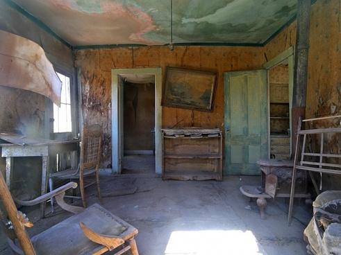 ghost town bodie wild west