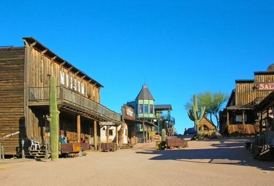 ghost town goldfield arizona