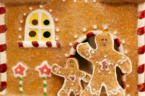 gingerbread man house
