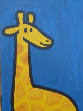 giraffe comic fig
