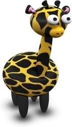 GiraffePorcelain