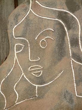 girl face eyes