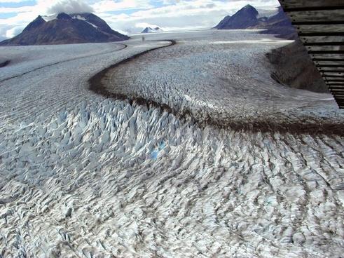 glacier alaska usa