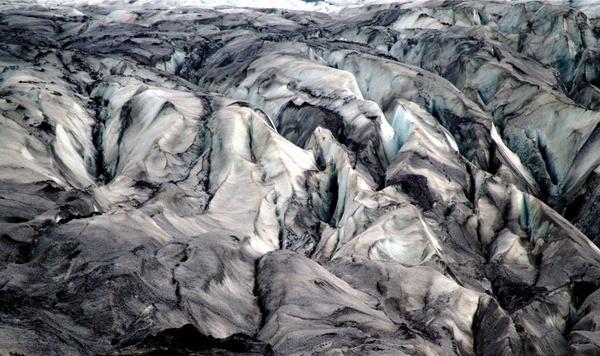 glacier iceland s�lheimaj�kull