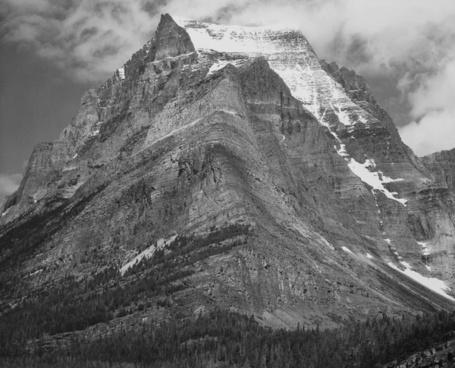 glacier national park montana 1942