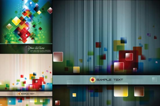 glare grid background vector art