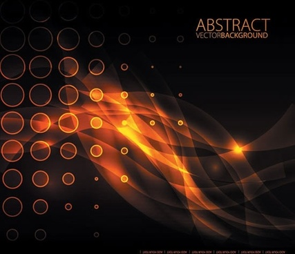 abstract background twinkling dynamic light effect modern design