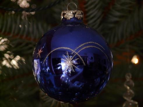 glass ball christmas ornament ball