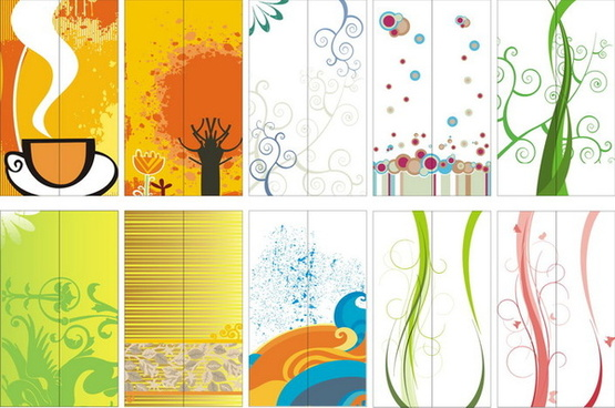 glass door background pattern vector graphics
