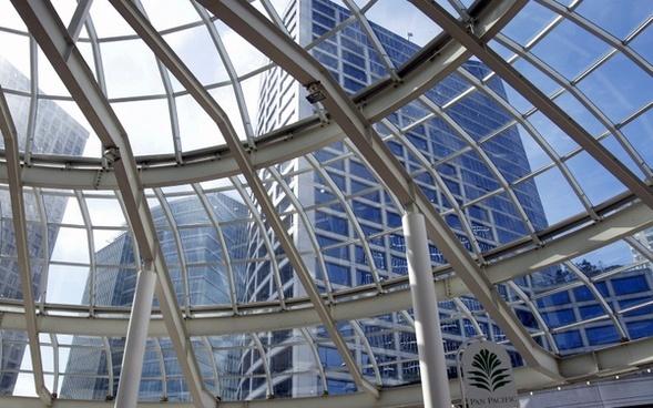 glass roof pacific rim