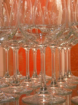 glass wine glass wine