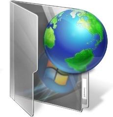Global earth folder