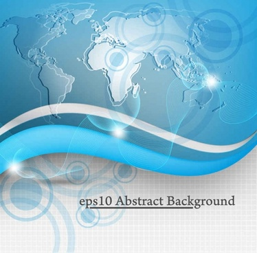 Global Technology vector background001