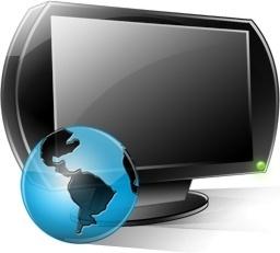 globe earth lcd
