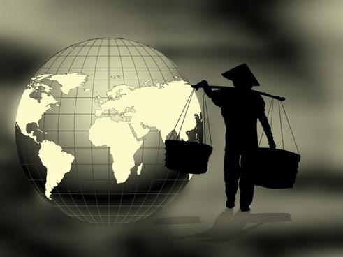 globe earth world
