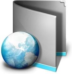 Globe folder