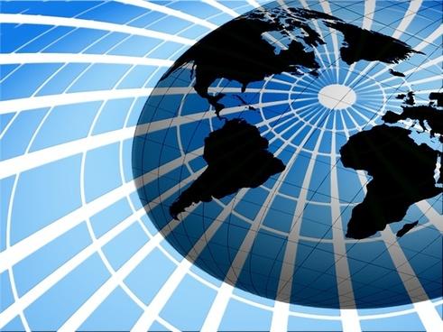 globe globalization earth