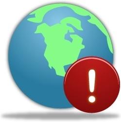 Globe Warning