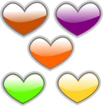 Gloss Heart 3