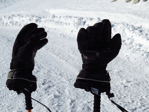 gloves cold warming