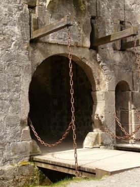 goal castle gate input