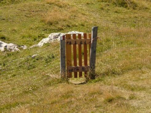 goal gate fence