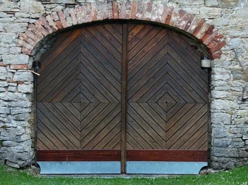 goal gateway wood