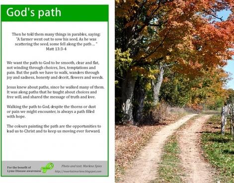 god039s path