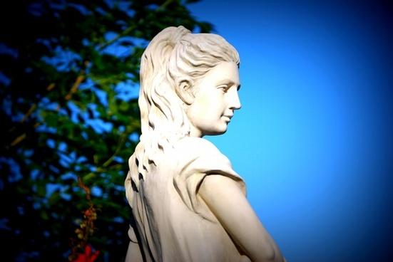 goddess statue beauty