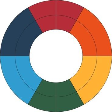Goethe's Color Wheel (old)