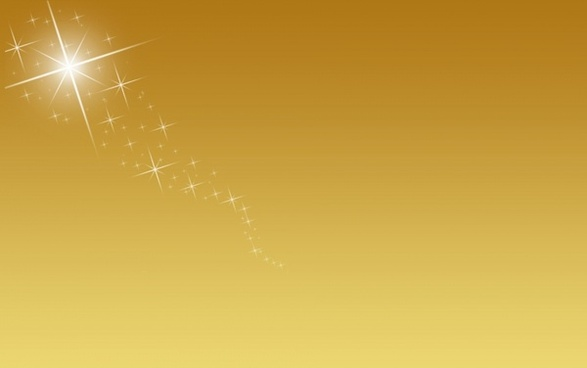 golden background with sparkle