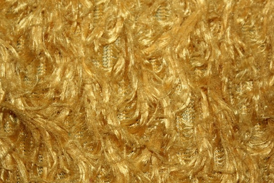 golden fur