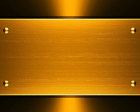 golden steel plate highdefinition picture 1