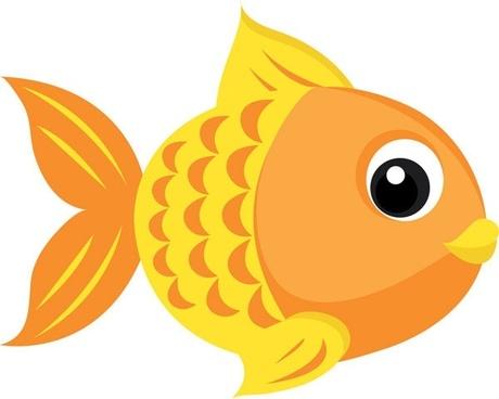 goldfish vector 4